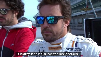 Alonso now has a different philosophy in racing - Prost