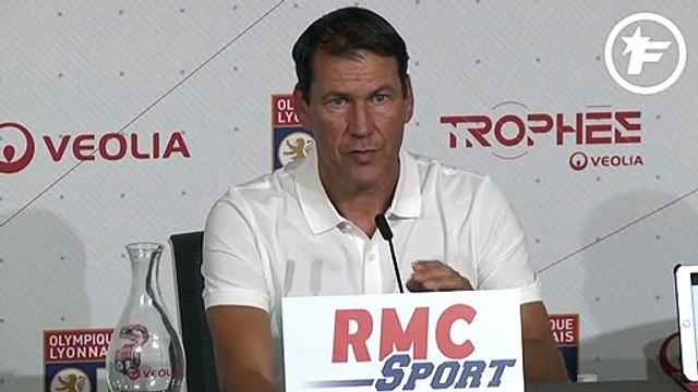 OL : Rudi Garcia analyse la défaite face aux Rangers