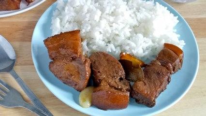 Sprite Pork Adobo Recipe   Yummy PH