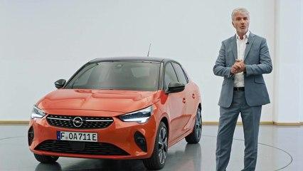 The new Opel Corsa-e - Design Walkaround by Mark Adams
