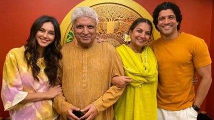 Rekha के बाद Farhan Akhtar के घर हुई Corona की Entry | FilmiBeat