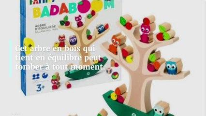 Jeux en bois pour enfant