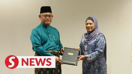 Noh Omar takes over as PUNB chairman