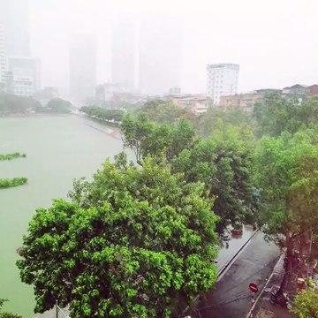 Ngoc Khanh lake