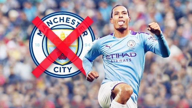 La raison absurde pour laquelle Virgil van Dijk n'a pas signé à Manchester City | Oh My Goal