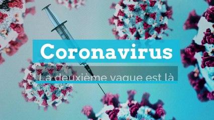 Coronavirus : la deuxième vague arrive en Belgique !