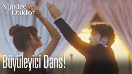 Büyüleyici dans!