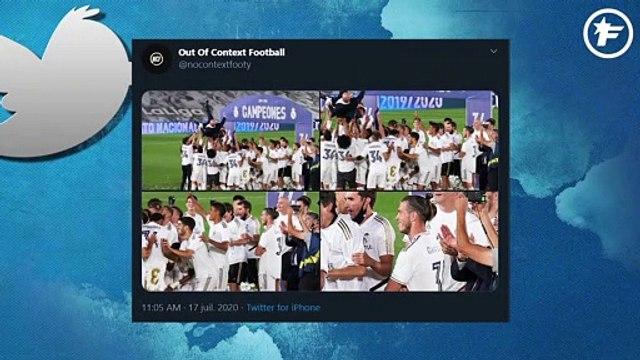 La folle soirée de Gareth Bale vue par les réseaux sociaux