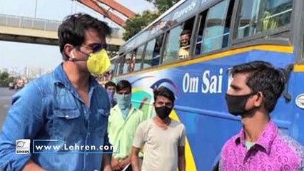 प्रवासी मजदूरों के बाद अब Police के लिए Sonu Sood की खास पहल