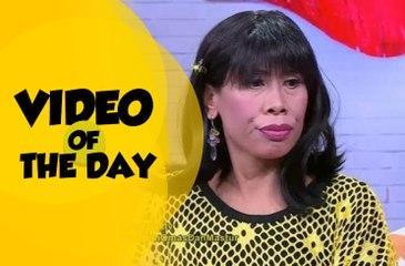 Video of the Day: Prosesi Pemakaman Omas, Catherine Wilson Ditangkap Karena Narkoba