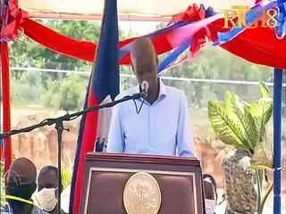Haïti.-Inauguration du nouvel aérodrome de Jérémie