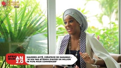 """African Woman 2.0 : Maureen Ayité, créatrice de nanawax - """"je n'ai pas attendu d'avoir un million de Fcfa pour commencer"""""""