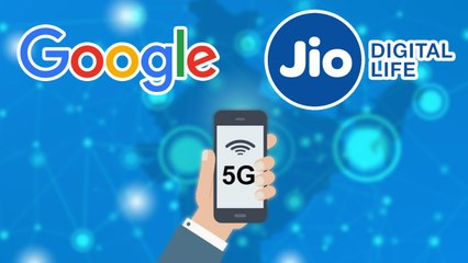 Reliance jio sells 7-73 stake to google, plans to develop 4g and 5g smartphones