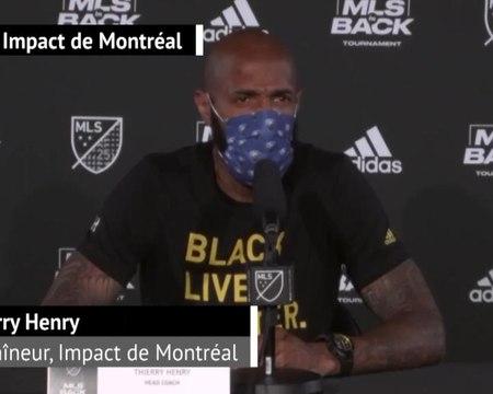 Impact de Montréal - Ca se complique pour Thierry Henry