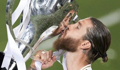 Le Real Madrid soulève le trophée de champion d'Espagne pour la 34e fois de son histoire