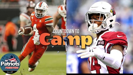 Countdown to Camp: Can Jeff Thomas or Damiere Byrd Replace Phillip Dorsett?