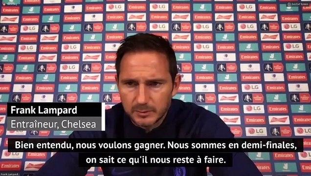 FA Cup - Pour Lampard, Chelsea est en mission
