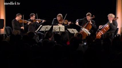 Quatuor Ébène with Frans Helmerson - Schubert: String Quintet in C major (EXTENDED VIDEO)