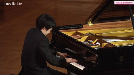 Mao Fujita won a place in the finals at the prestigious Tchaikovsky Competition with this piece