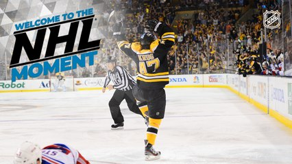 Welcome to the NHL Moment: Torey Krug
