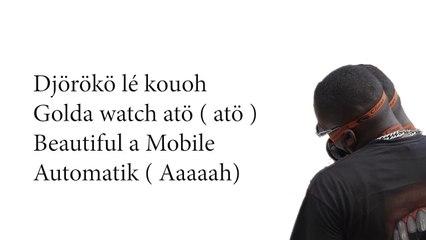 Joochar ( Kiff No Beat ) Ôdort  (paroles Lyric)