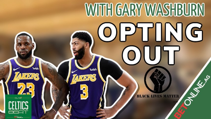 Why LeBron won't wear NBA's Black Lives Matter promo on Lakers jersey