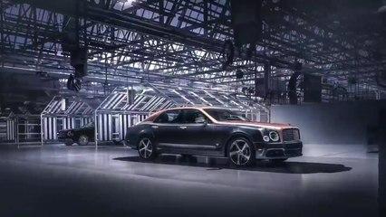 New Bentley Bentayga - The definitive luxury SUV