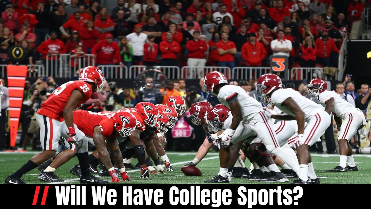 Will We Have College Sports?
