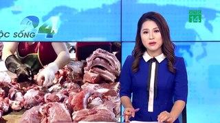 Thực hư việc hơn 54 mẫu thịt tại Hà N