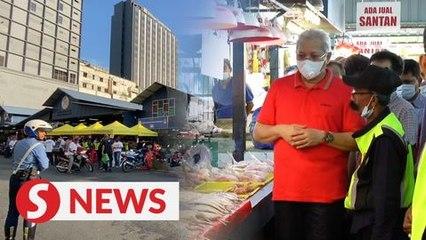 Completion deadline for Jln Raja Bot market upgrade pushed to 2022, says FT Minister