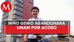 La UNAM no es una opción muy adecuada para mis estudios: Carlos Santamaría 'niño genio'