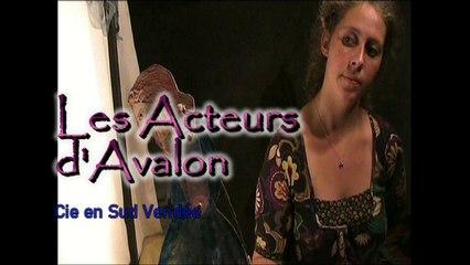 Les Acteurs d'Avalon -Théâtre d'Ombres.