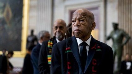 Civil Rights Icon John Lewis Dies