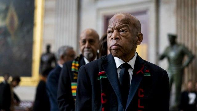 Civil Rights Icon John Lewis Dies