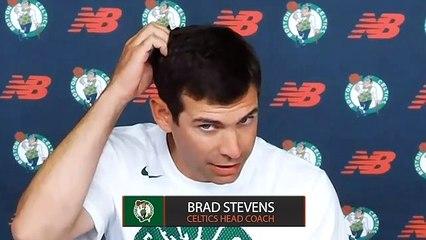 Brad Stevens Friday Press Conference FULL