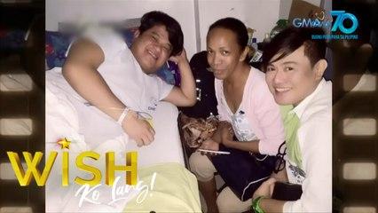 Wish Ko Lang: Kim Idol, ipinagpatuloy ang pagiging komedyante sa kabila ng sakit