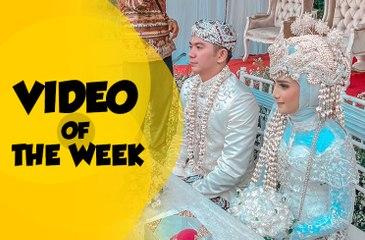 Video of the Week: Rizki D'Academy Menikah, Pelawak Omaswati Meninggal Dunia