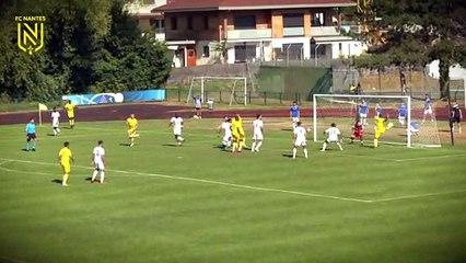 FC Nantes - Nyon : les buts de la rencontre (6-0)