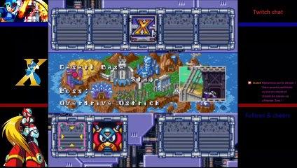 [Mega Man X 1, 2 ou 3] Run avec votes ! (18/07/2020 22:22)
