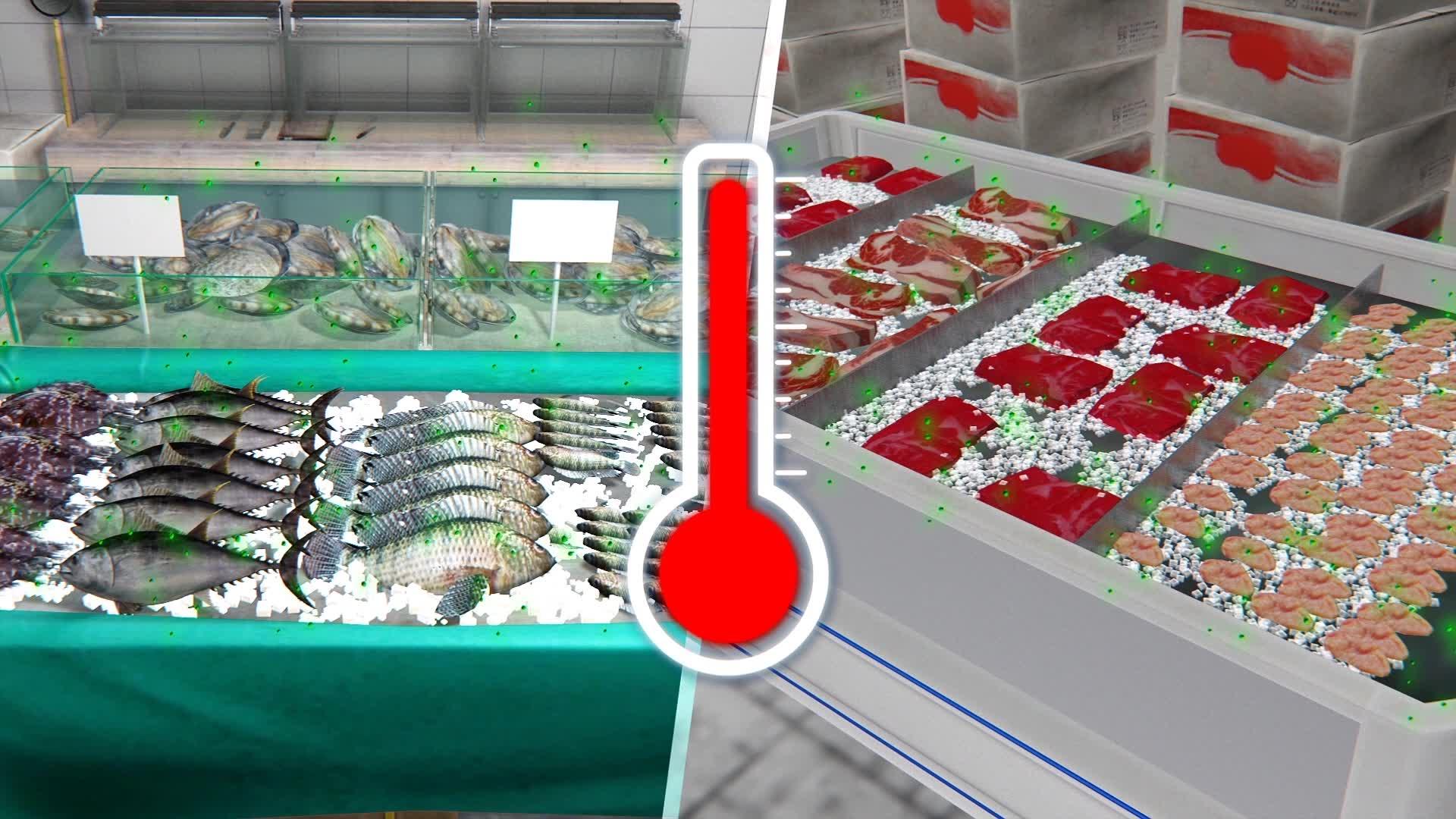 China finds heavy coronavirus contamination at Beijing food market