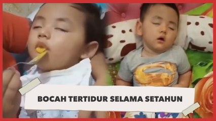 Shaka, Bocah yang Tertidur Selama Setahun