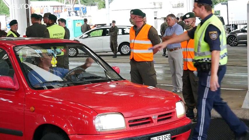 Corona in Westbalkan-Staaten: Österreichs Militär verstärkt Grenzkontrollen