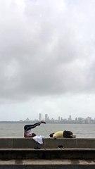 Linesh Desai's Bombay: Marine Drive