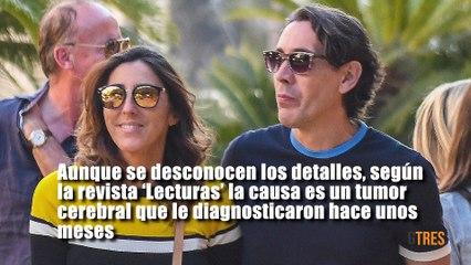 Fallece el marido de Paz Padilla, Antonio Juan Vidal