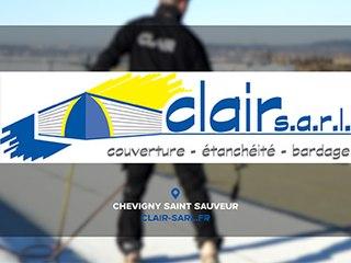 Clair SARL – Votre solution étanchéité en Côte-d'Or