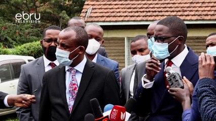 Nairobi Senator Surrenders At Kilimani Police Station