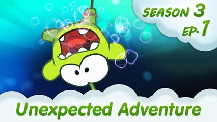 Om Nom Stories: Unexpected Adventure - Funny cartoons for kids