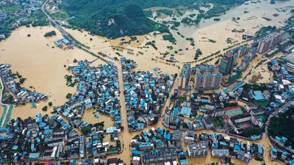 China Flood : இயற்கையின் சாபத்தில் China | பேராபத்தில் 8.5 மில்லியன் சீன மக்கள் | Oneindia Tamil
