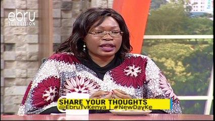 Cs Mutahi Kagwe will not remove Covid-19 from Kenya ~ Betty Adera