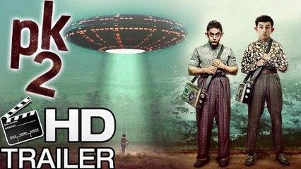 Pk 2 Hd Official Trailer Aamir Khan Ranbir Kapoor Latest Bollywood Comedy Movie 2020 Salman Khan Amir Khan Shehrukh Khan Diljit Doshanjh Gippy Grewal